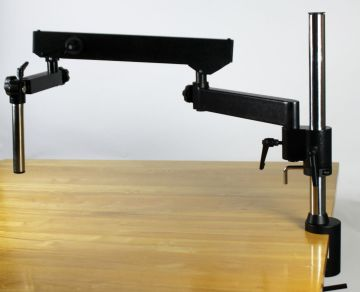 A30-50 Long Reach, Articulated Arm, G-Clamp Stand